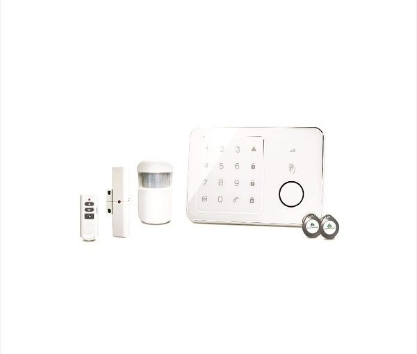 EVERSPRING USC423 WIRELESS GSM ALARM SYSTEM