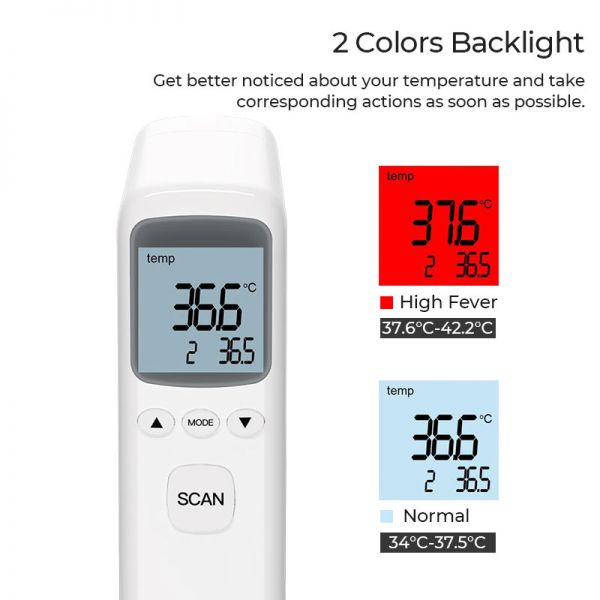 Remax YS-ET03 Non-contact Infrared Thermometer
