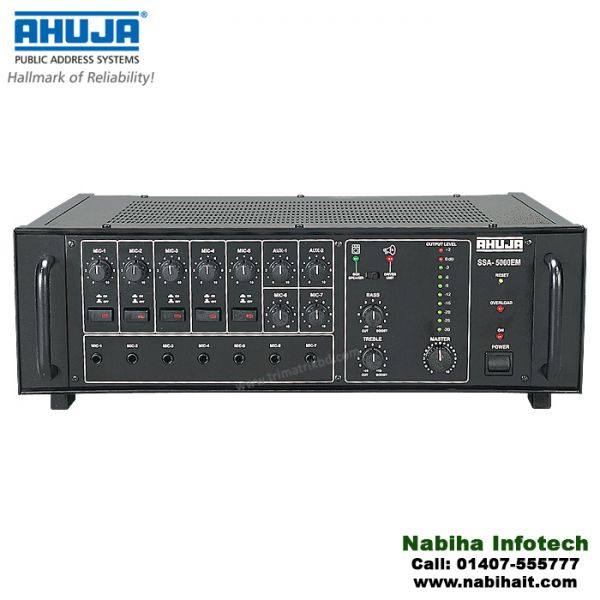 Ahuja SSA-5000EM price in bd