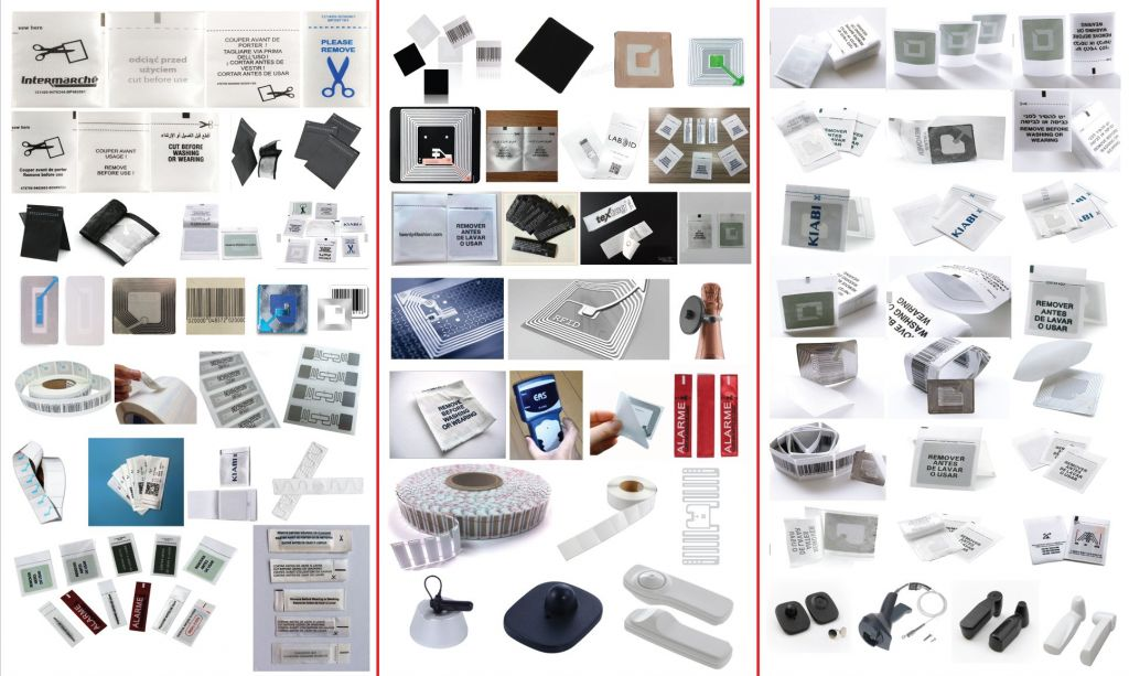 EAS Anti-theft alarm security system Price in Bangladesh