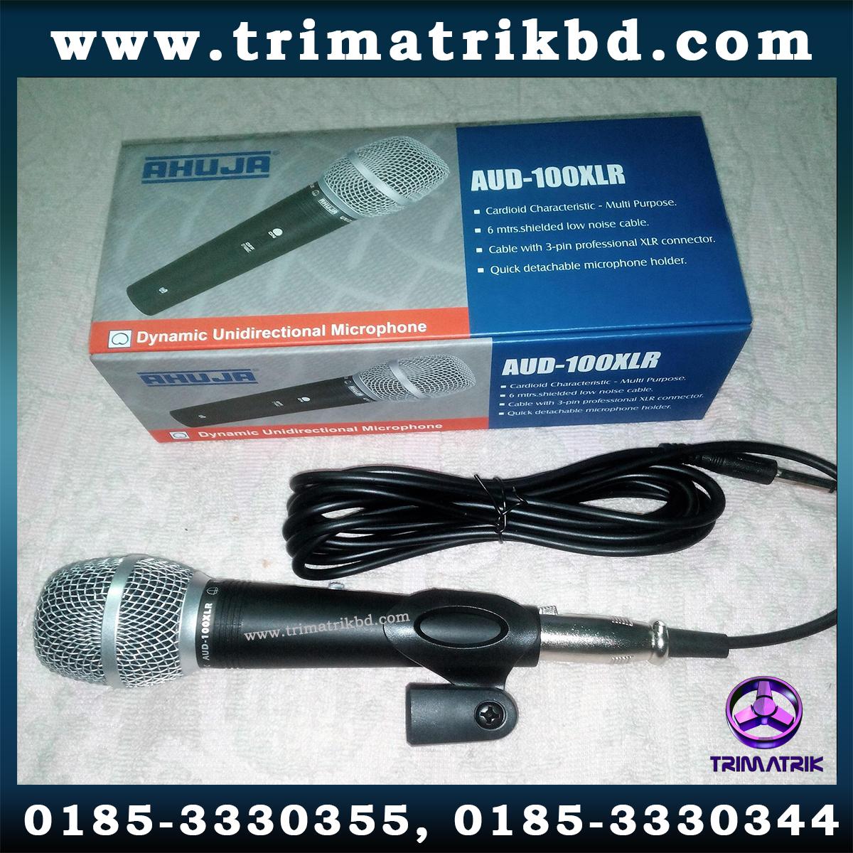 Ahuja Microphone Price in Bangladesh